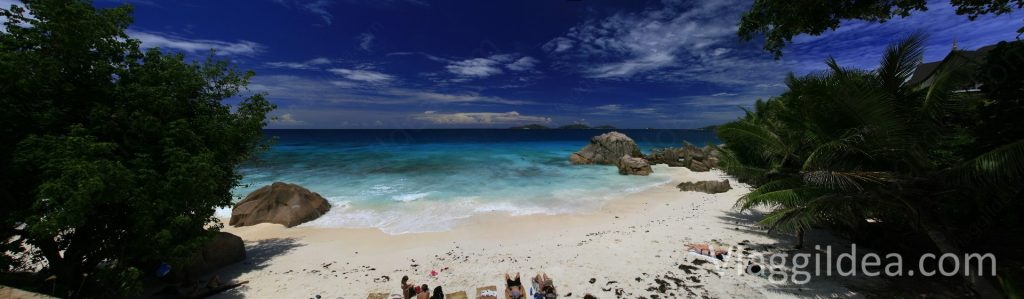 Anse Patate - La Digue