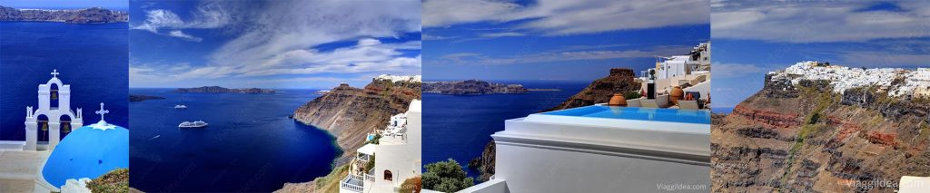 Thira e i suoi panorami